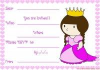 Zaproszenie dla dzieci