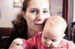 mama z niemowlakiem